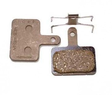Shimano BR-M416 BS1S Resin Pads Y8FH98030