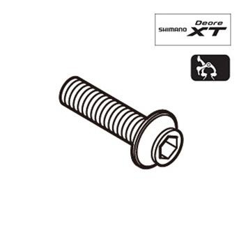Shimano BR-M770 brake arm fixing bolt M6x16 Y8EM07000