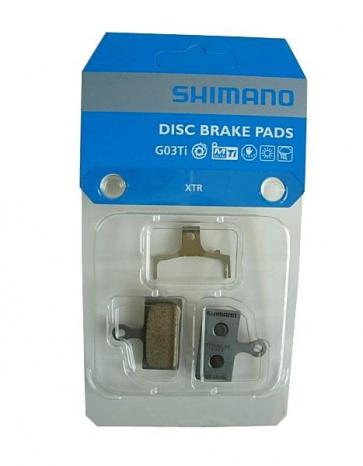 Shimano BR-M985 Metal Pad & Spring Y8J798040