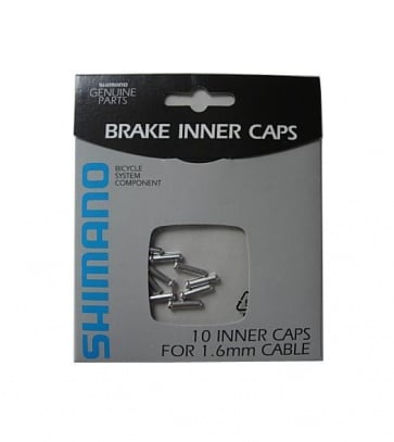 Shimano Brake Cable Inner Cap Y62098070 1.6mm x 10pcs