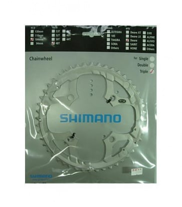 Shimano Deore FC-M530 Chainring 48T Y1GX98080