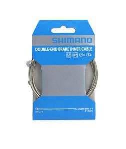 Shimano Double Ended Brake Cable 1.6x1700mm Y80098110