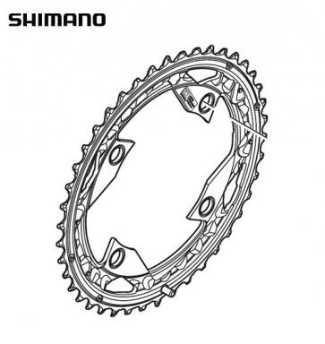 Shimano FC-M670 Chainring 42T Y1N998060