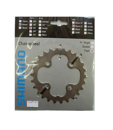 Shimano LX FC-M581 Chainring 26T Y1FV26000