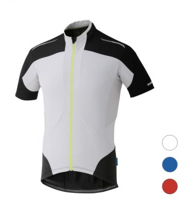 Shimano Mirror Cool Jersey Short Sleeves