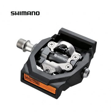 Shimano PD-T700 touring pedals bike black