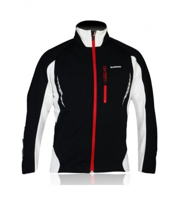 Shimano Performance Winter Cycling Jacket WIndstop black