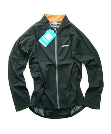 Shimano Pocketable Stretch Wind Jacket cycling bicycle