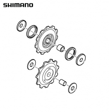 Shimano RD-6700 Pulley Tension Guide Y5X998080
