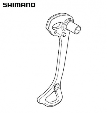 Shimano RD-7800 Right Plate GS Y5V598130