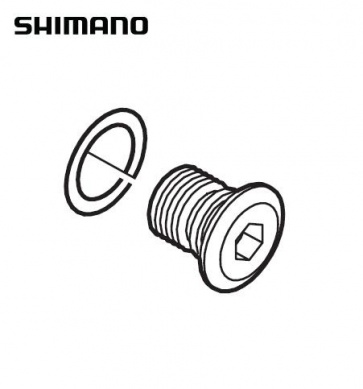 Shimano RD-M772 B Axle Assembly Y5W798110