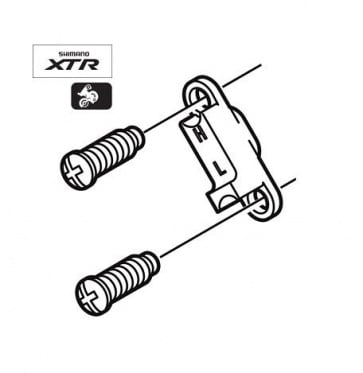 Shimano RD-M970 Limit Bolt Unit Y5VW98020