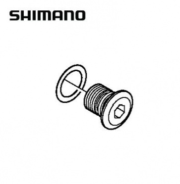 Shimano RD-M972 B Axle Assembly Y5WJ98130