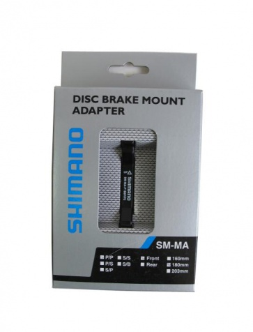 Shimano SM-MA-F180P-P2 Front Post Adapter Disc Brake Fork