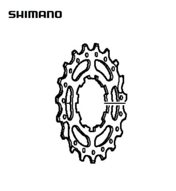 Shimano ST-6700 Sprocket Wheel 19T for 11-25T/11-28T Y1ZX1900D