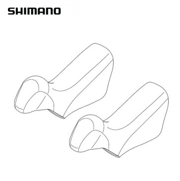 Shimano ST-9070 Bracket Cover Set Hoods Y6X098070
