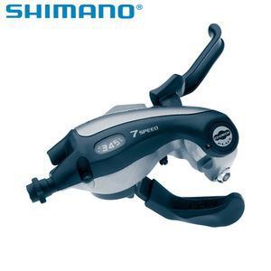 Shimano ST-EF35 Shifter Lever Set 3x7SP