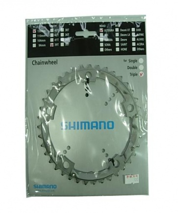 Shimano Ultegra Chainring FC-6603 39T 3spd Y1G498020
