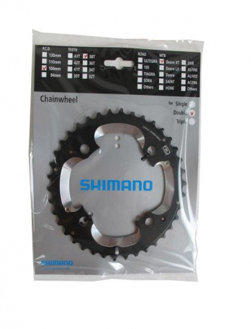 Shimano XT FC-M785 chainring 38T 104mm Y1ML98020