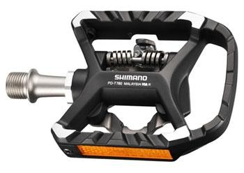 Shimano XT PD-T780 Trekking MTB Pedals SPD