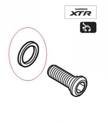 Shimano XTR XT Brake Arm Fixing Spacer Y8AA49000