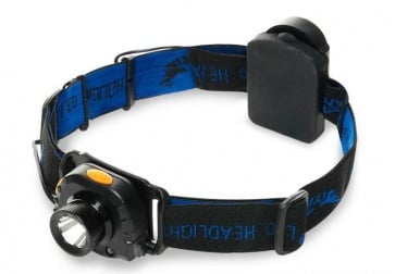 Titan SHL1 Smart Head Torch Lamp Lantern 3W LED Sensor