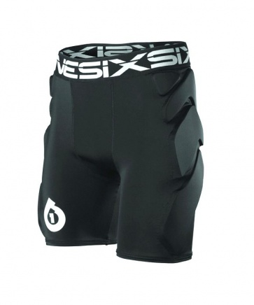 Sixsixone Sub Gear Shorts Soft Shell Pads