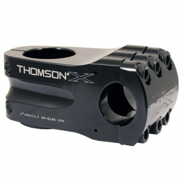 Thomson Elite Bmx 0D 22.2 x 50mm Stem Black