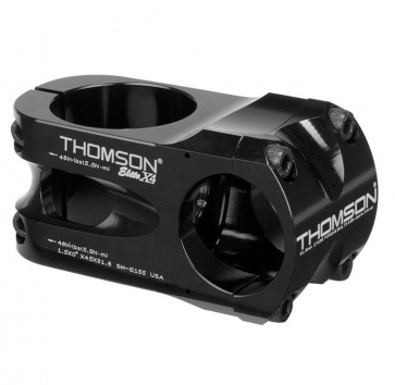 "Thomson X4 1.5"" 0D 31.8 x 45mm Stem Black"