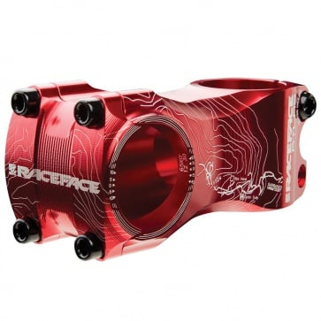 RACE FACE ATLAS Stem 0D 65mm 31.8 RED