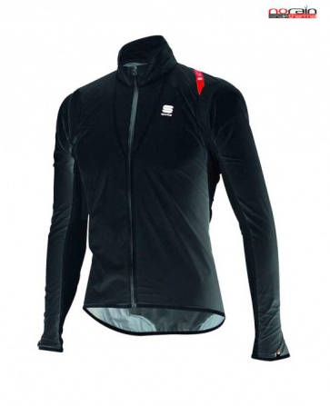 Sportful HotPack No-Rain Jacket Black