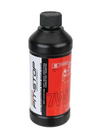 Sram 7WT Oil Rear Shock Damping 450ml
