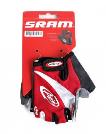 Sram Avid Cycling Gloves Half Fingers
