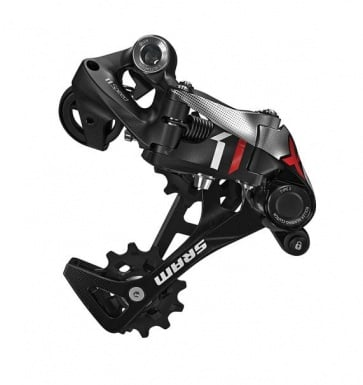 Sram X01 Rear Derailleur Alloy Red 11sp