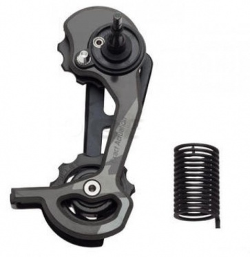 Sram X0 Rear Derailleur 10Sp Short Cage Assembly Black