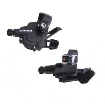 Sram X3 Trigger Lever Shifter Set 3x7sp