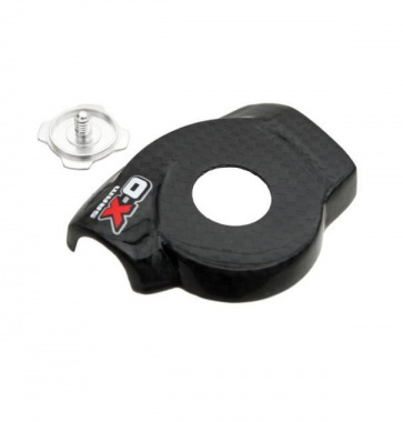 Sram XO Shifter Trigger Carbon Cover Top Cap Kit