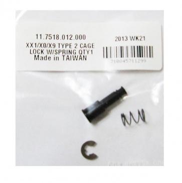 Sram XX1 XO X9 Type2 Cage Lock W Spring 11.7518.012.000