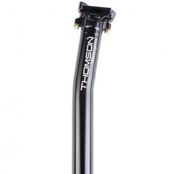 THOMSON MASTERPIECE 27.2x240mm 16mm SETBACK BLACK