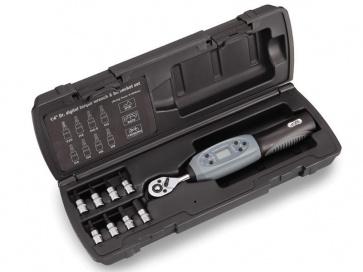 SuperB TB-TW60 torque wrench digital 3~30Nm Bit set