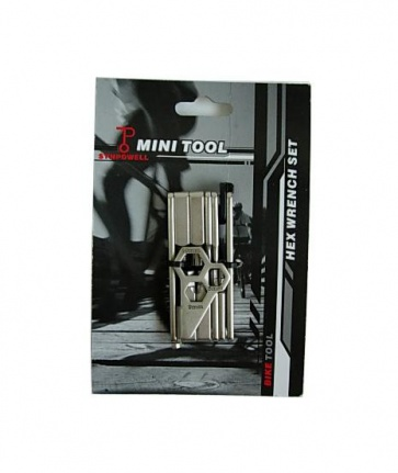 Synpowell FF-01T mini multi Tool bicycle bike 12Functions