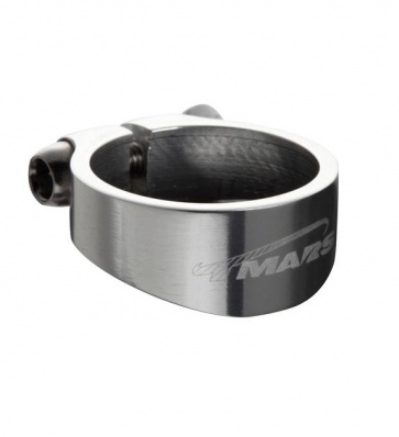 T-Mars SD-576 seat clamp 31.8mm dark gray
