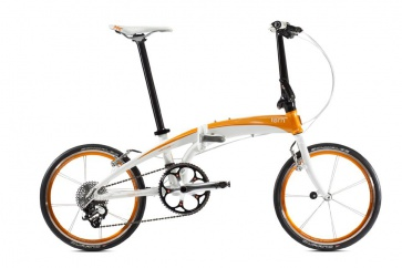 Tern Verge X10 Folding Bike Foldable Bicycle