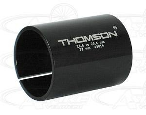 "Thomson X2/x4 Stem Shim 1"" To 1-1/8"" Black"