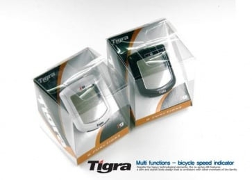 Tigra Sport Cycling Computer i9 Wired bicycle 9function