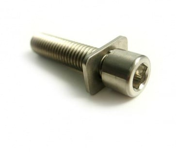 Tiparts Titanium M8x35mm bolt for 1bolt seatpost