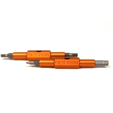 FIX IT STICKS ROADIE (3,4,5mm HEX, PHILLIPS #2) ALUMINUM