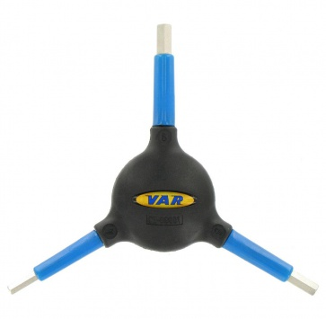 VAR 3-WAY HEX WRENCH