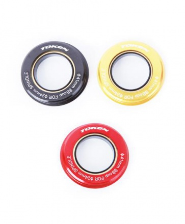 Token TK-BB86 Bicycle BB cup 24mm to 41mm set 3 colors