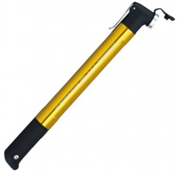 Topeak Mountain Master Blaster Mini Pump Yellow